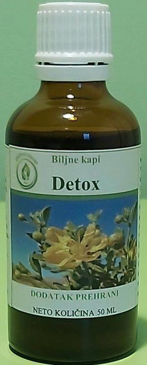 Detox tinktura
