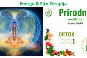 Energo & fito terapija